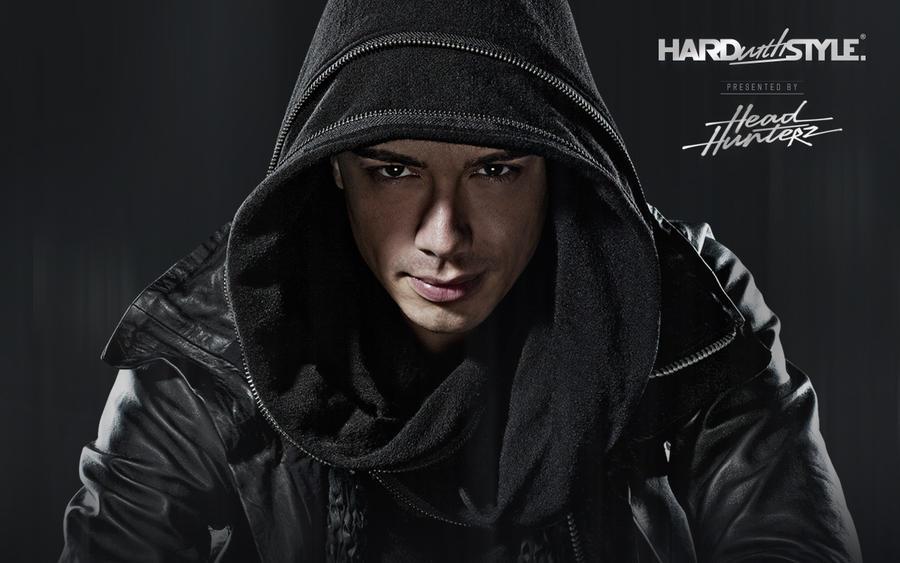 Headhunterz - Hard with Style - Desktop wallpapers by BulkoVski