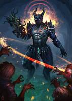 The Demon X by Banzz