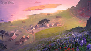Carina, Town of Everbloom by Banzz