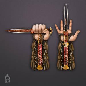 Hidden Blade Of The Brotherhood