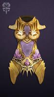 Fairy Queen Armor by Banzz