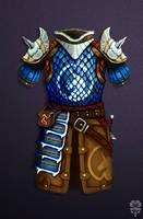 Unicorn Knight Armor by Banzz