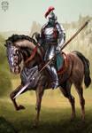 Cavalry Shocker