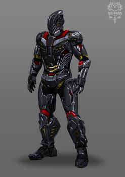 Dovanian Power Armor