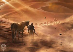 Desert Watcher