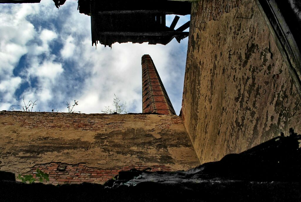 Chimney by Wanderlouve