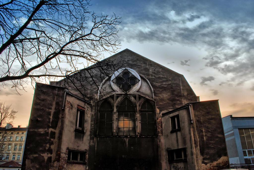 Evangelical-Methodist Parish by Wanderlouve