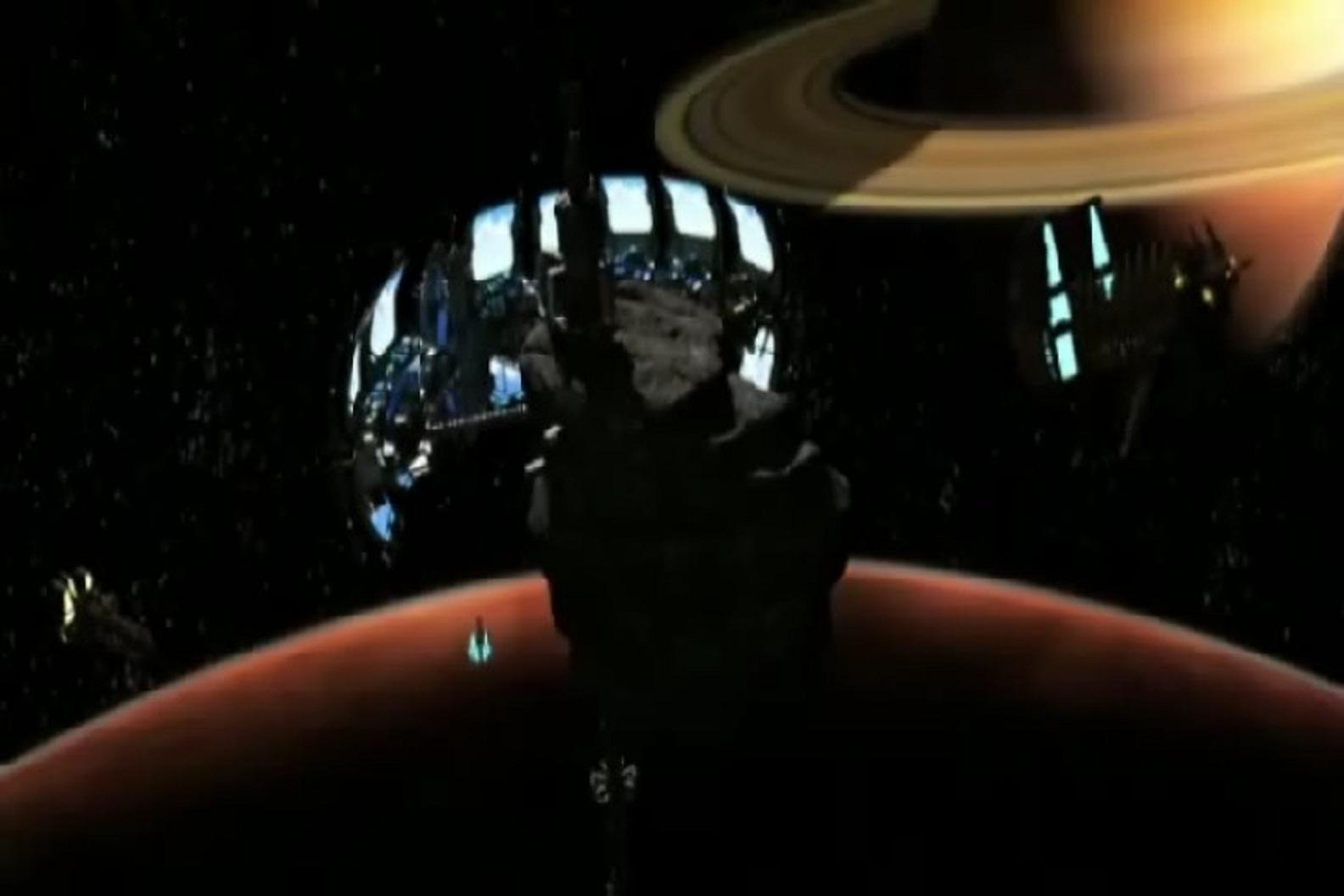 death of titan space - photo #1