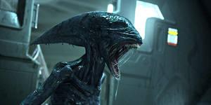 deacon alien prometheus Roar by grisador