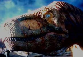 Planet Dinosaur-Daspletosaurus by grisador