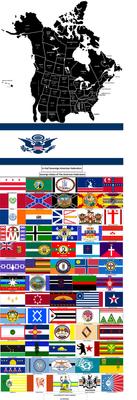 Alternate History American Confederation