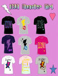 ICON Monster Girls Tees