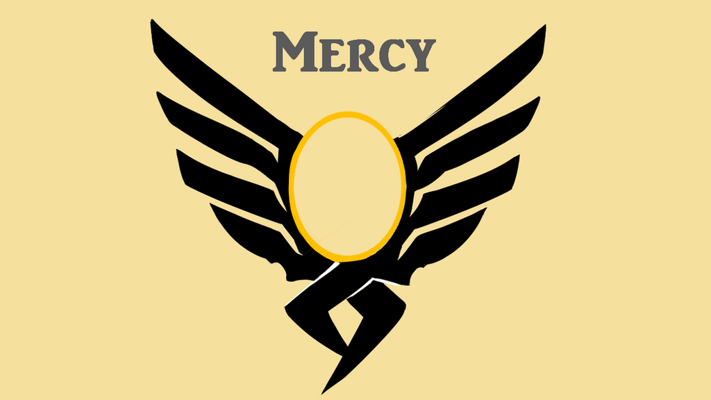 Mercy Symbol By Jurassicjsdraws On Deviantart