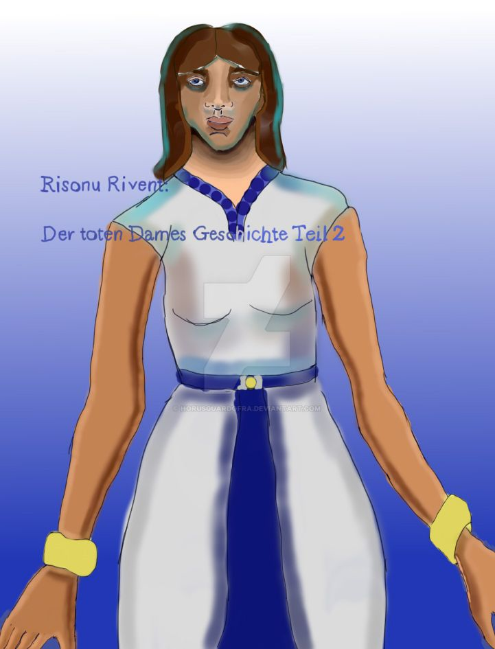 Risonu Rivent 2 Cover by HorusGuardofRa