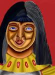 Al Pa'shar 10 years old by HorusGuardofRa