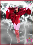 Tia Rodemeyer as Scarlet Witch