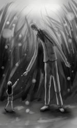 Slender by Tharlis