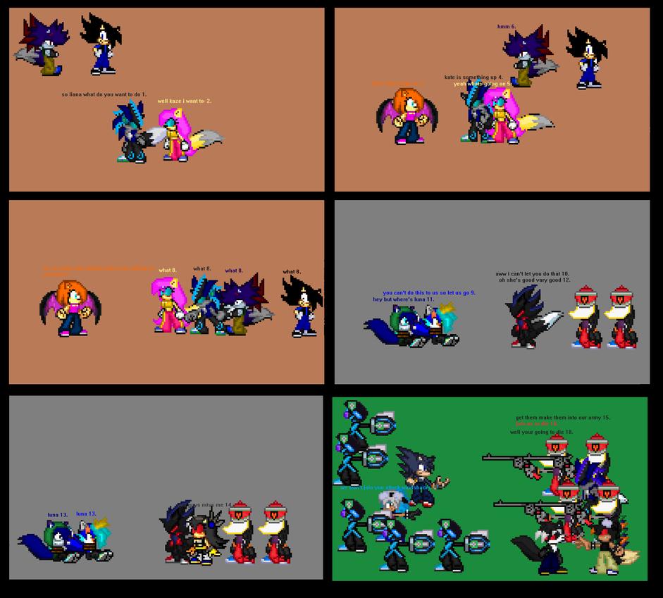 attack on new left part 2 by lightninghurricane98