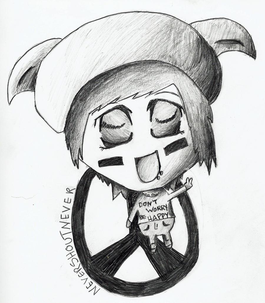 christofer drew chibi by nyrcallahan24 on DeviantArt