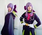 Costume Test for Shinoa Hiiragi by missKMC13