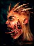 Scream Your Pain Away by BluEHYPer