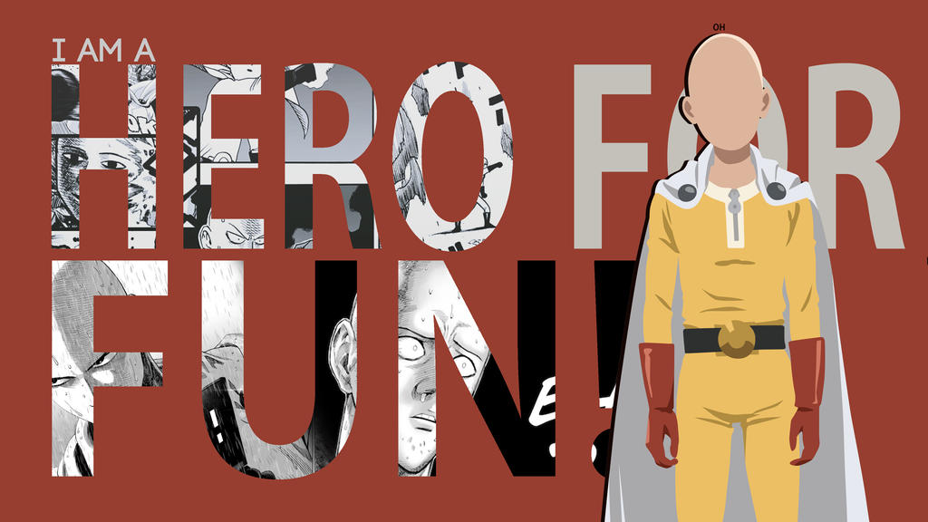 Hero For Fun by Arjash