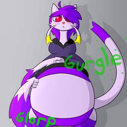 A Blushy Gurgly Shao~ by Purple-Salem