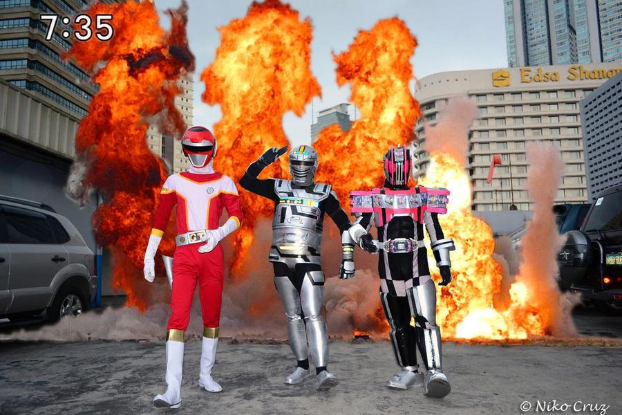 TOkusatsu Explosion by nikocruz