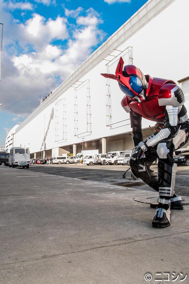 Kamen Rider Kabuto: Full Force by nikocruz