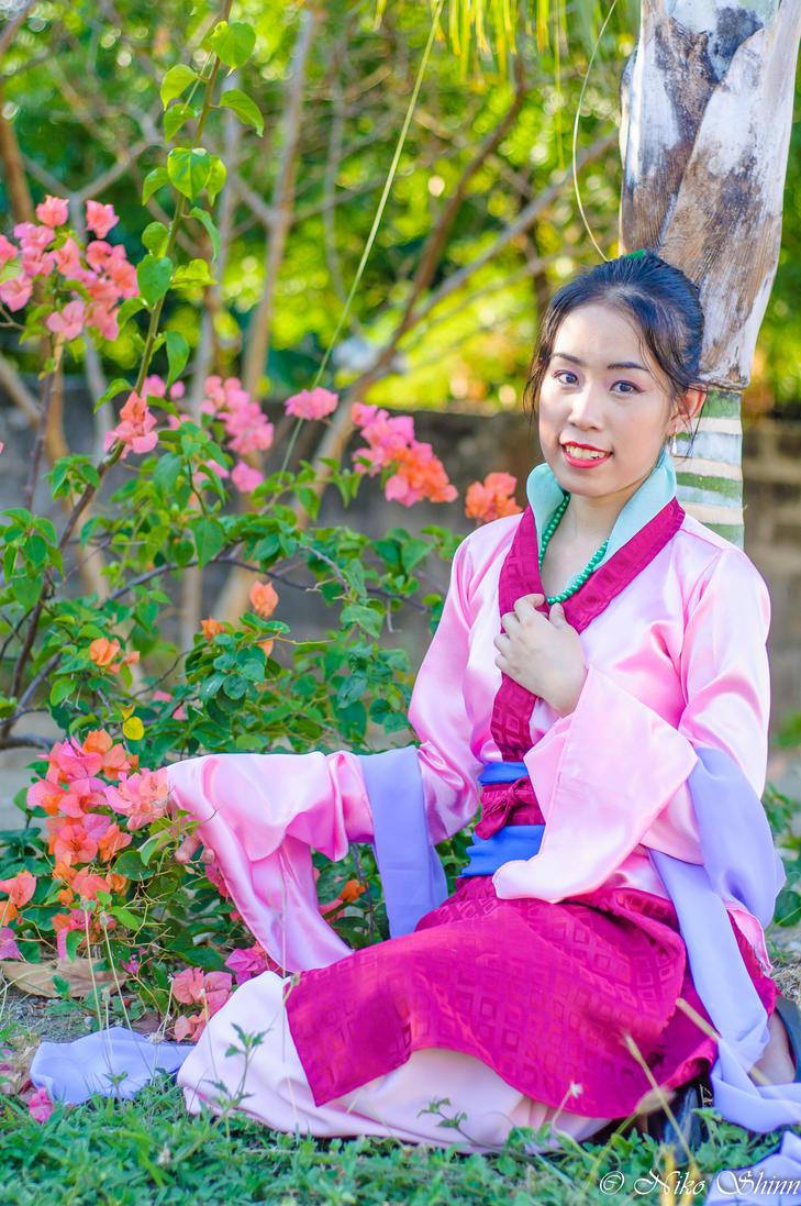 Pretty Mulan by nikocruz