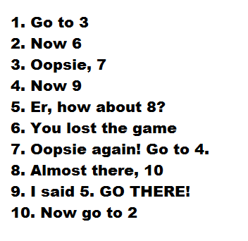 The Game by Yoruboi