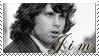 Jim Morrison Stamp by TheStampQueen