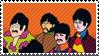 Yellow Submarine Stamp by TheStampQueen