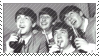 Beatles Coca Cola Stamp