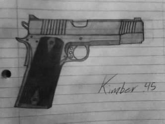 Kimber 45 by Kmoar