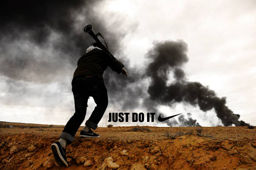 Libya- Just do it