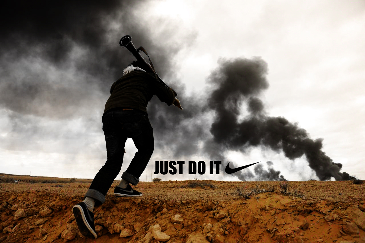 Akakoneko 42 1 Libya- Just do it by nigellus