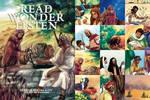 Preview: Read, Wonder, Listen by annsquare