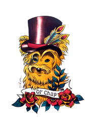 Commission: Ol' Chap