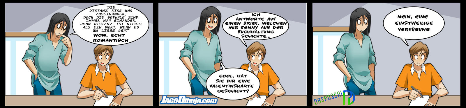 Living With Hipstergirl and Gamergirl Deutsch 306
