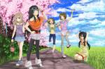 ..::Lovely spring::..