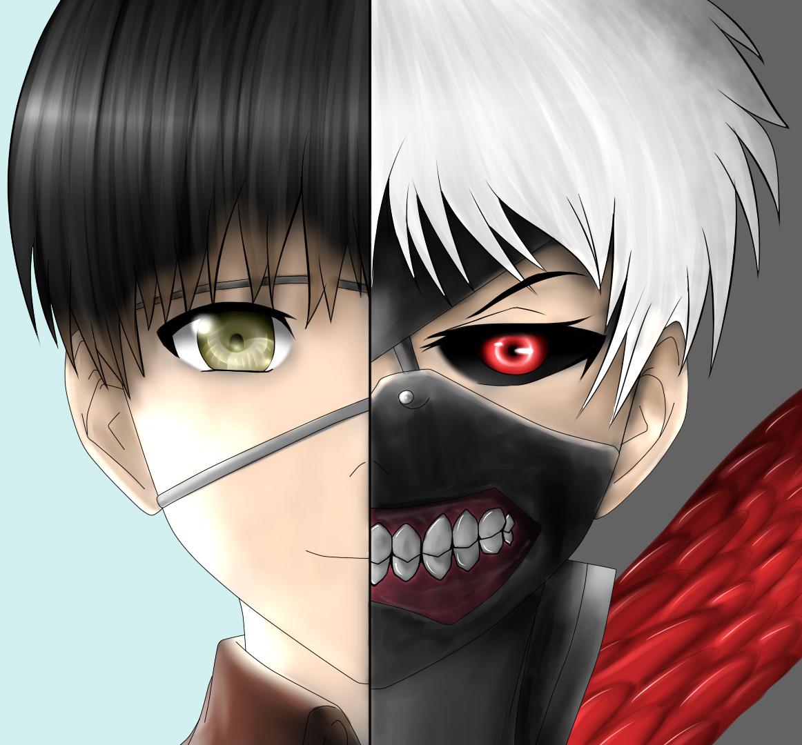 Kaneki Ken Tokyo Ghoul By Demorite On Deviantart