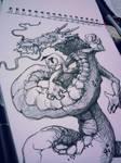 Dragon shiva