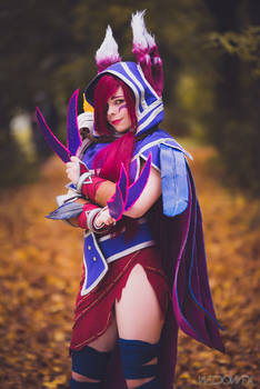 Xayah the Rebel - League of Legends V