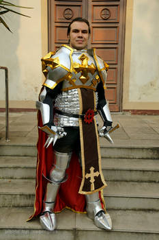 New Lord Knight Cosplay