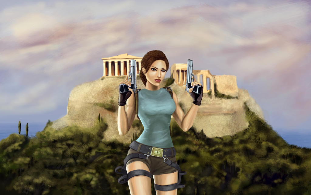 - Tomb Raider Anniversary - by indigo21