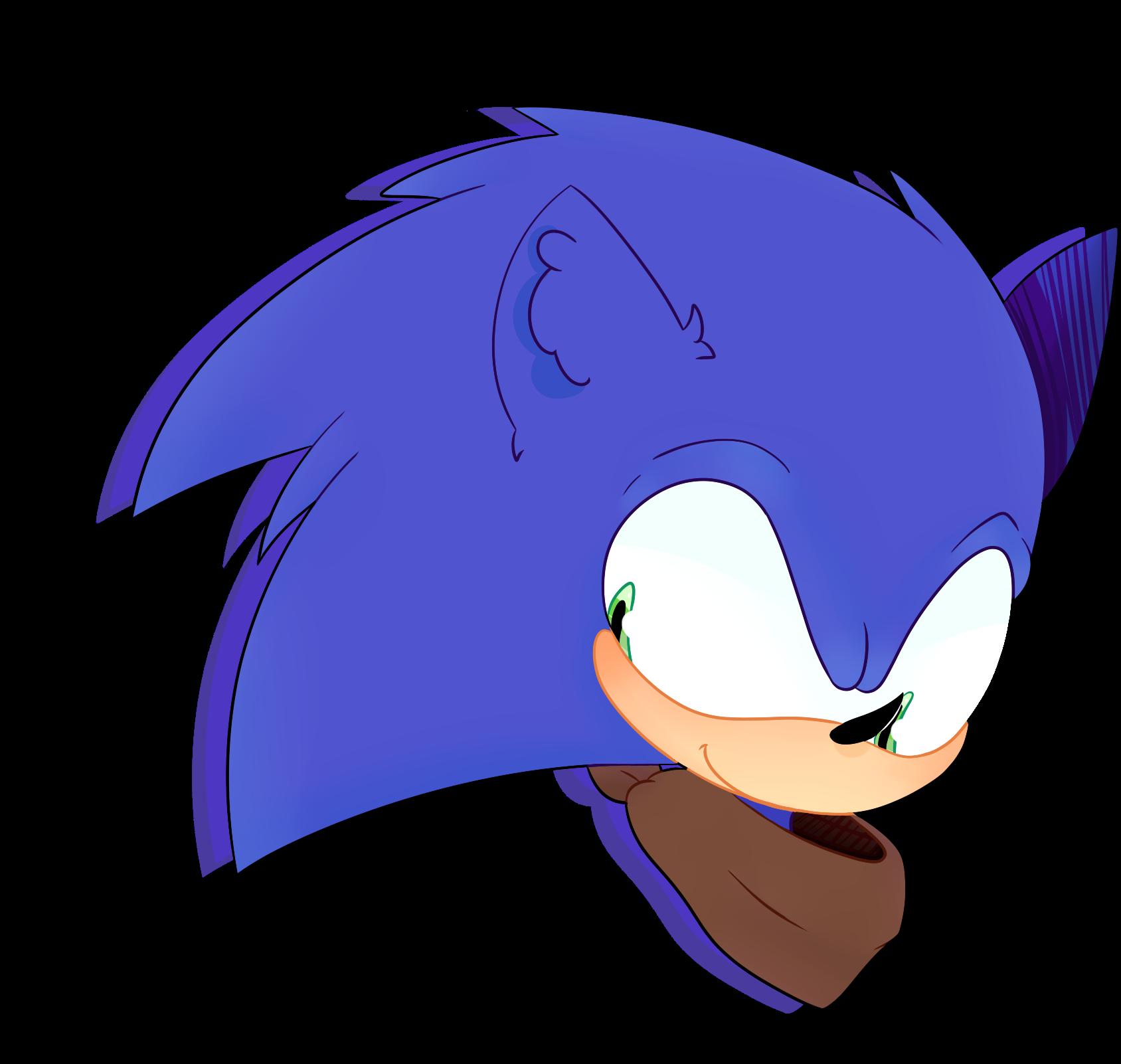 Sonic! by SlerpSlapp