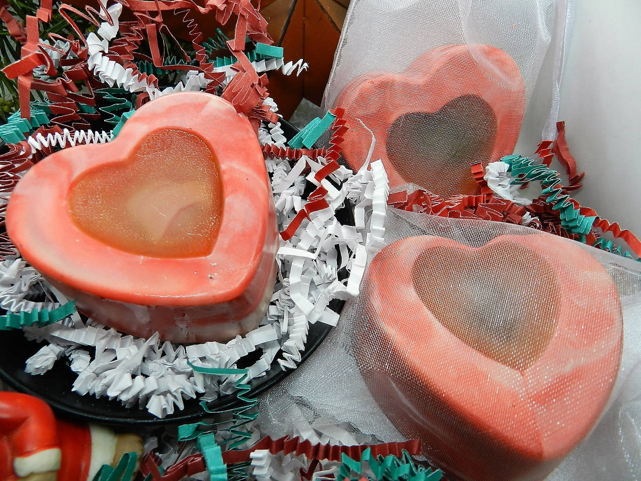 Hermit's Treasure Hidden Crystal Soap by HappyHermitSoap