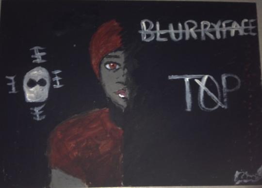 Blurryface (Twenty One Pilots) by SuiVinox