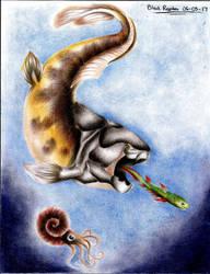 Criaturas del mar by CheshireMalice